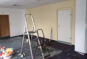 Neue Büro und Ladenfläche von EB Designs und Trauerrednerin Zwintscher